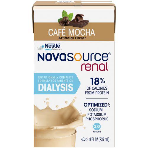 NOVASOURCE RENAL CAFE MOCHA