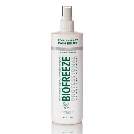 BIOFREEZE SPRAY 16 OZ