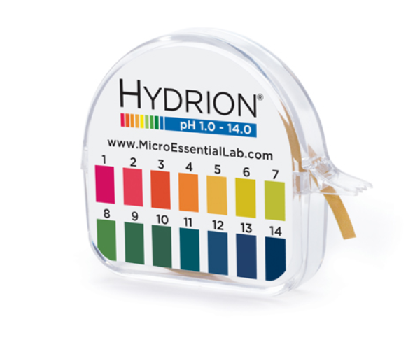 HYDRION SPECTRAL PH PAPER