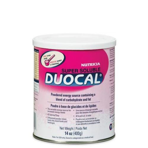 DUOCAL PACKETS 10GM 40 PACK/CS