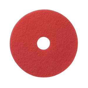 FLOOR BUFFER PAD RED 20""