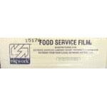 """FILM PVC ROLL 18""""X2000'"""