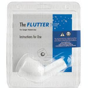 FLUTTER MUCUS CLEARANCE DEVICE