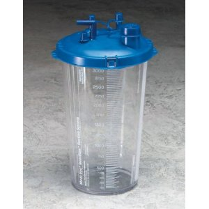 SUCTION CANISTER 1200CC