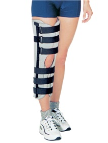KNEE IMMOBILIZER STANDARD 15""