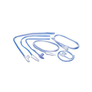 SUCTION CATH 14FR STERILE 50/C