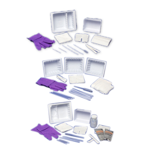 TRACH CARE KIT ECONOMY
