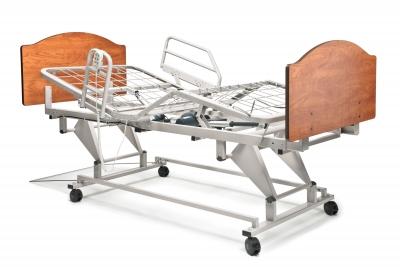 BED H/F BOARDS WNDS MAHOGANY