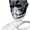 MASK OXYGEN ADULT W/SOFT-FORM