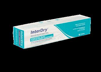 INTERDRY 10 X 144 W/ SILVER