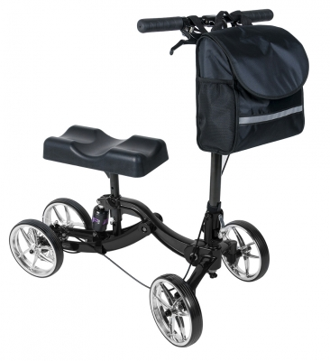 KNEE WALKER S8 BLACK
