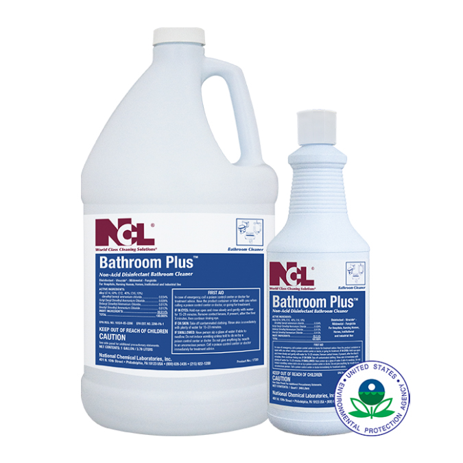 BOWL CLEANER NON ACID 12QT/CS