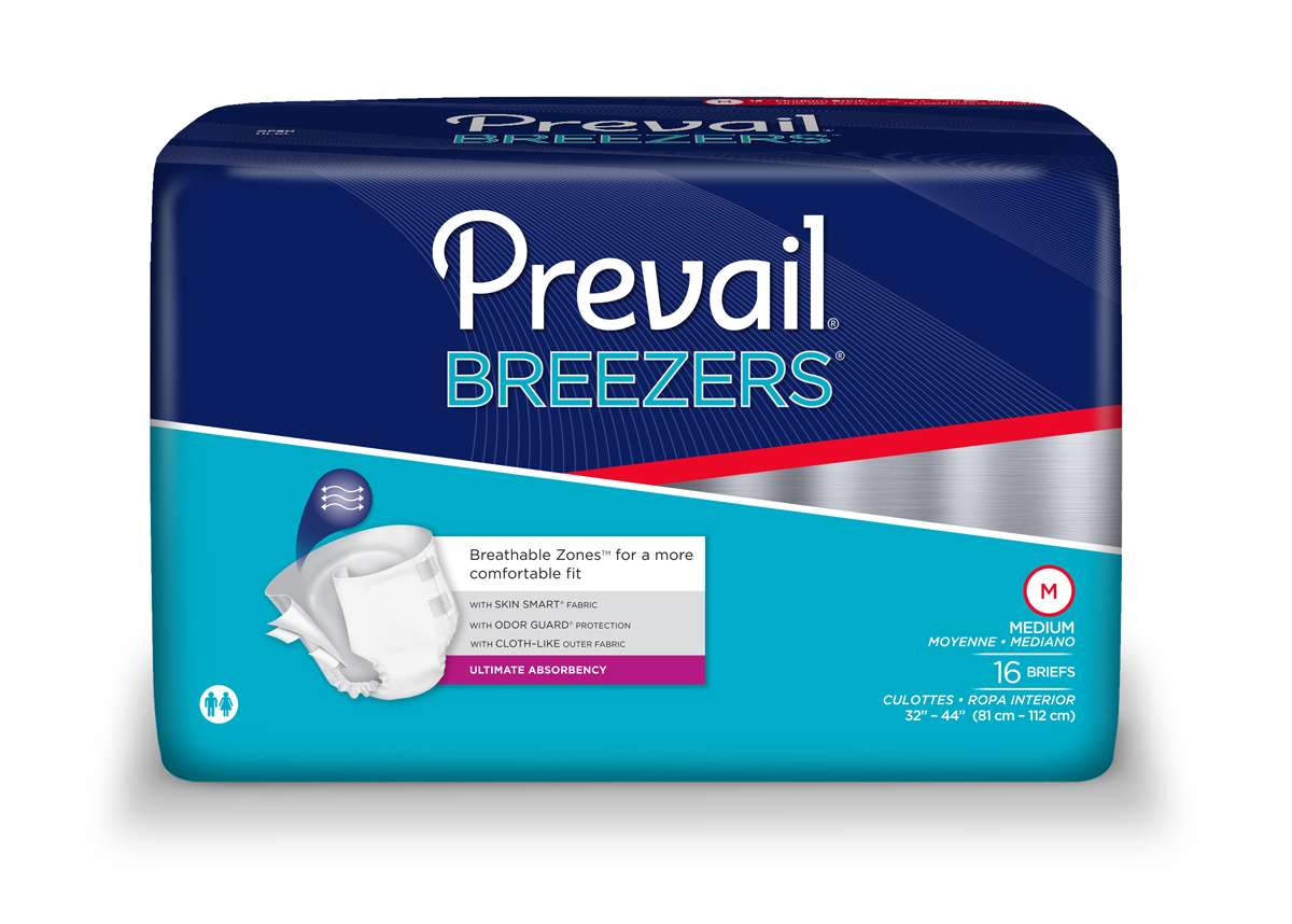 BRIEFS BREEZERS PREVAIL MD 96/